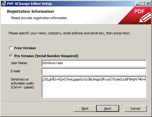 Tracker Software Products :: Knowledgebase :: How do I manage licenses for PDF-XChange Editor on ...