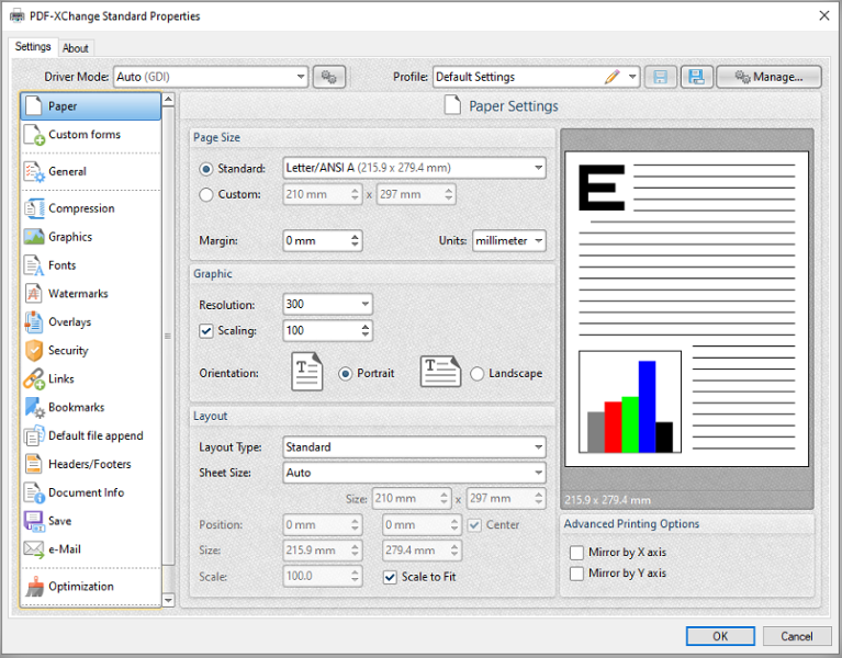 Windows 7 PDF-XChange Standard 9.0.354.0 full