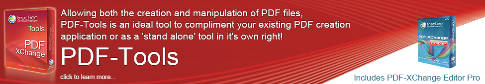 PDF-Tools - Learn more...