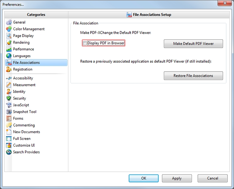 Troubleshoot viewing PDF files on the web
