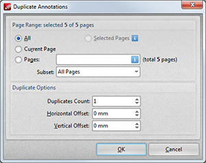 remove duplicate paragraphs in pdf