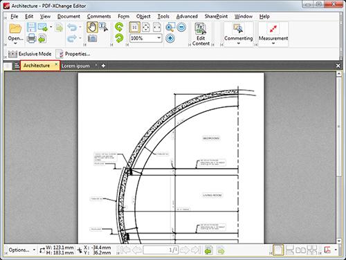 pdf xchange viewer multiple windows