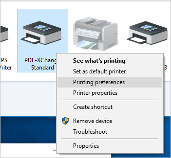 Tracker Software Products :: Knowledge Base :: reset the printing