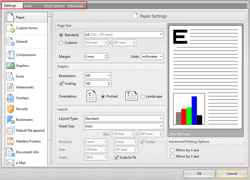 how to convert pdf to excel using pdf xchange editor