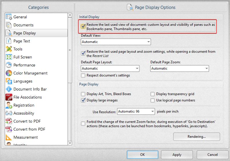 Tracker Software Products :: Knowledge Base :: set PDF-XChange