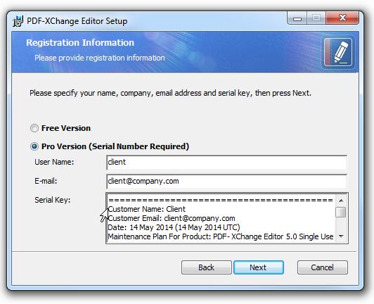 Pdf Xchange Pro 5 Serial Number - sevenage