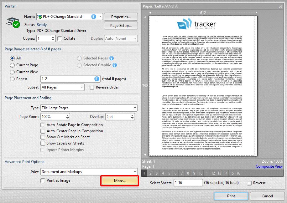Tracker Software Products :: Knowledge Base :: large file