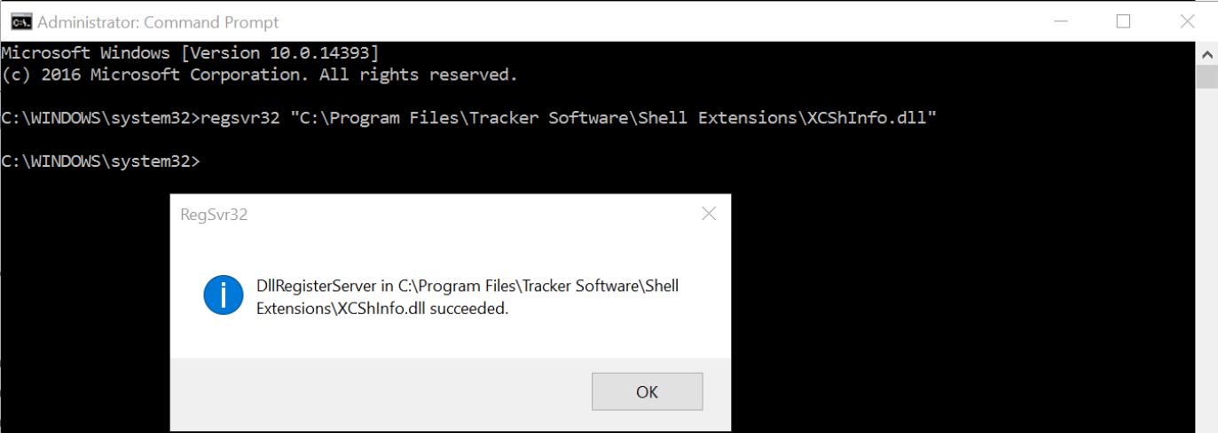 Regsvr32 Windows Vista 64 - Erdeliposour