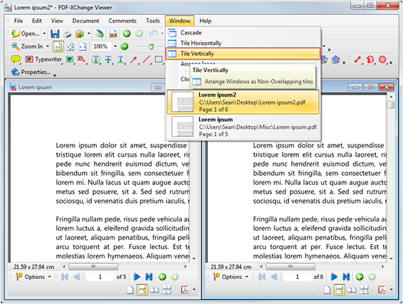 HOW TO MOVE PAGES IN PDF XCHANGE DOWNLOAD