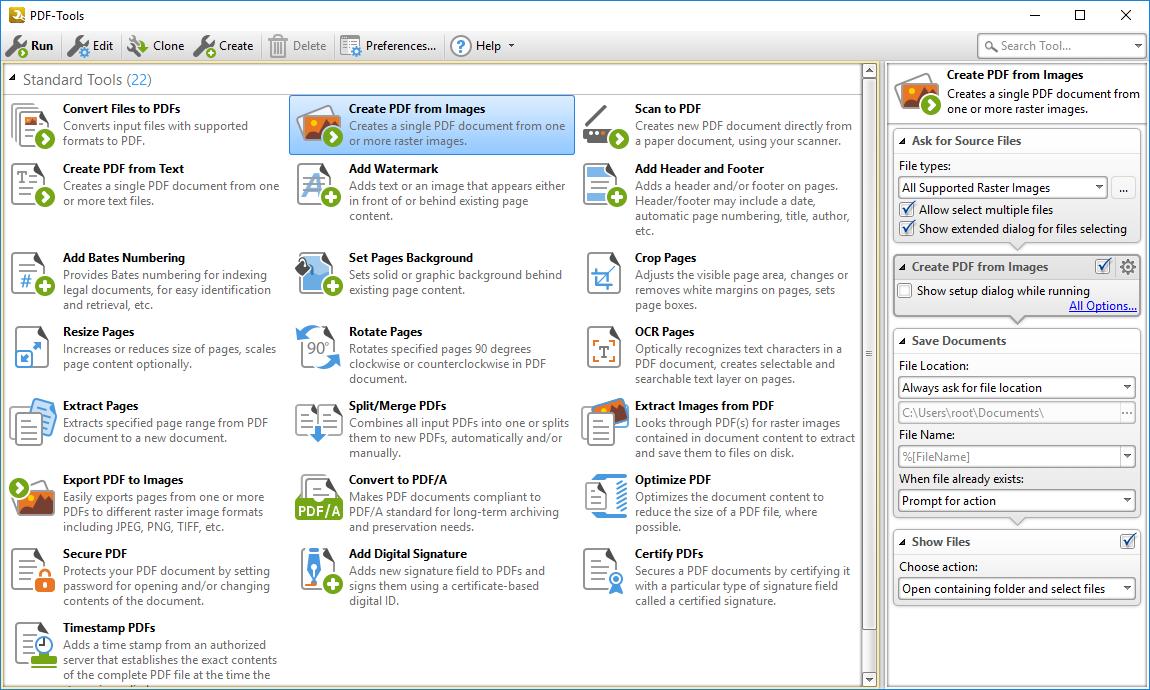 PDF-Tools V6