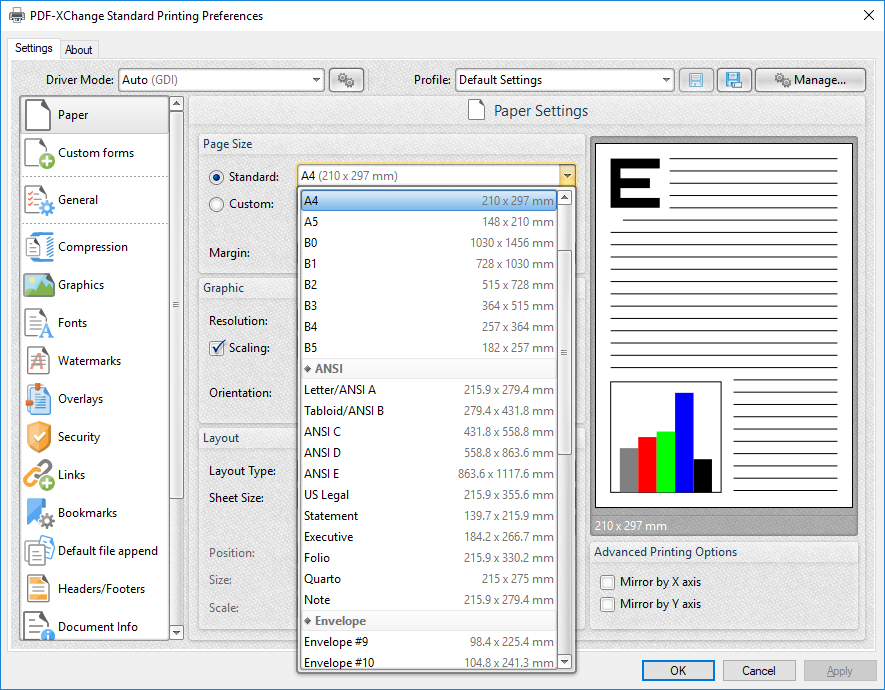 how to print double sided pdf xchange viewer