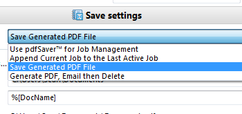 Enable Job Management Features