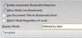 Create Customized Bookmarks