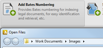Enhance PDF Files