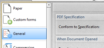Use Dynamic Options to Enhance PDF Files