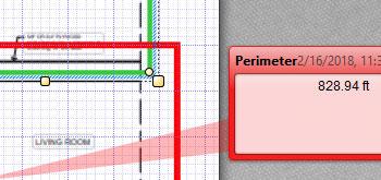 Measure Perimeters