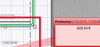 Measure Perimeters