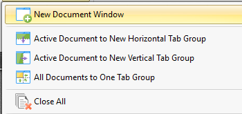 Multiple Document Windows