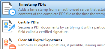 Timestamp Documents