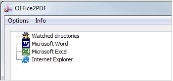 Batch Convert MS Office Files