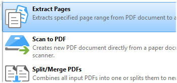 Extract Pages