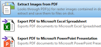 Extract Images from Documents
