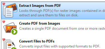 Extract Images from PDF Files