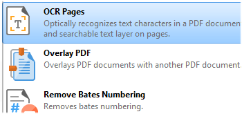 OCR Pages
