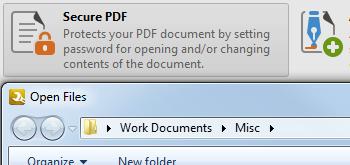 Secure PDF