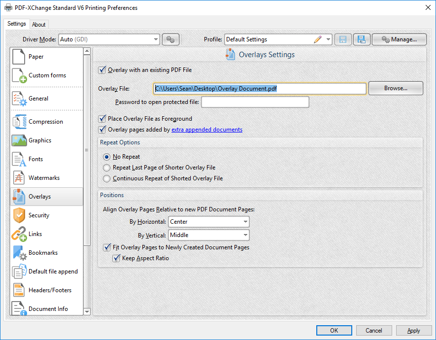 how to add an image to a pdf document